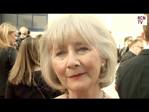 Gemma Jones  BAFTA TV Awards 2015