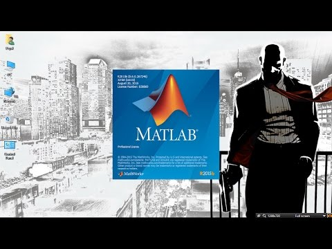 MATLAB R2015b full installation with download link.