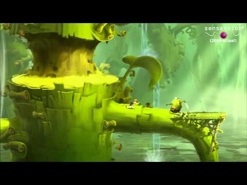 Rayman Legends - Análisis Sensession