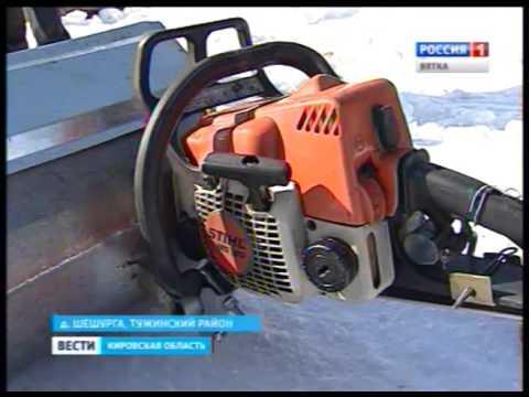 Изобретатель из Шешурги Павел Русинов(ГТРК Вятка)