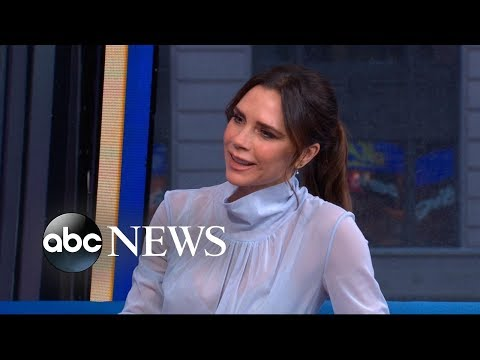 Victoria Beckham on the upcoming Spice Girls reunion and taking her kids to the show