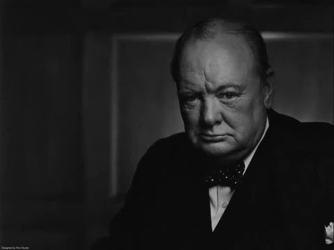 Winston Churchill Japan Attacks The USA At Pearl Harbour 8