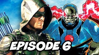 Arrow Season 4 Episode 6 - TOP 5 WTF and Legends of Tomorrow
