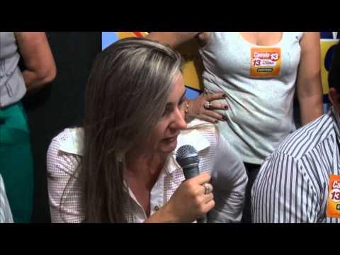 Entrevista Augusta Brito na FM Cidade
