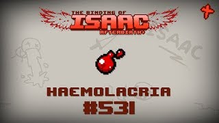 Binding of Isaac: Afterbirth+ Item guide - Haemolacria
