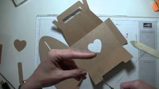 Cricut Explore Gable Box