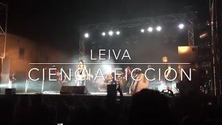Leiva - Ciencia ficción - Segovia 2015