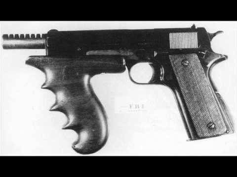 Early Machine Pistols