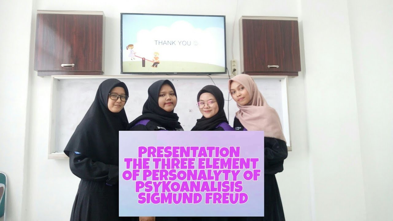 PRESENTATION ABOUT 3 ELEMENT OF PERSONALITY OF ...