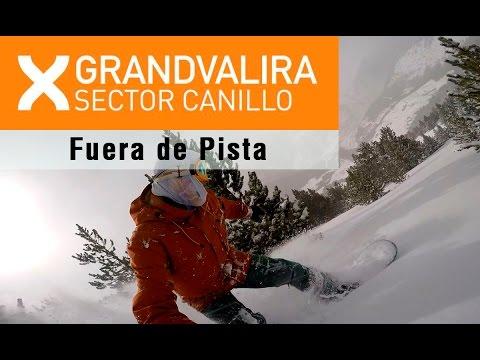 Fuera de Pista. Canillo, Andorra