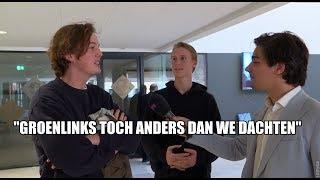 Amsterdamse studenten kotsen links stadsbestuur uit
