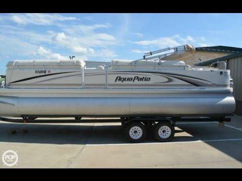 [UNAVAILABLE] Used 2004 Aqua Patio 240 In Rockwall, Texas