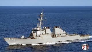 Última Hora: Estados Unidos y el Reino Unido Preparan Destructores en las costas de Siria