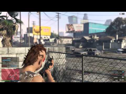 "GTA V PS4 What Is DDOS""ing?"