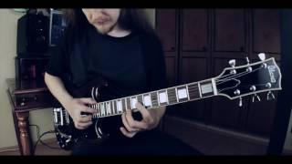 Meshuggah - Born In Dissonance (Rhythm & Solo Guitar Playthrough) HD