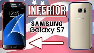 Did Samsung Sell You The Inferior Version Of The Galaxy S7?