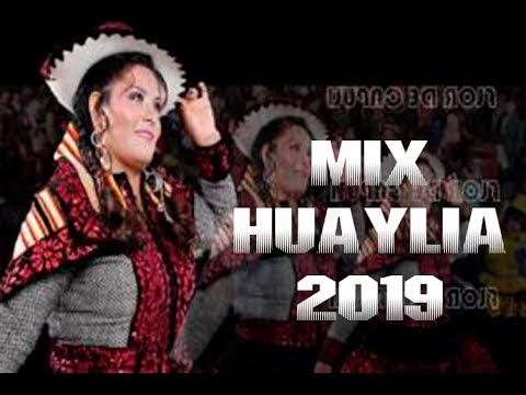 mix huaylia 2019 Flor de capuli