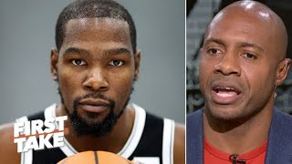 Kevin Durant has a broader perspective after being sidelined with injury – Jay Williams | First Take