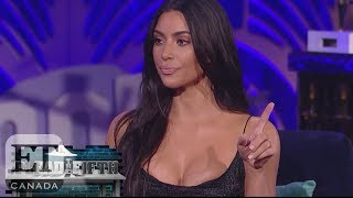 Kim Kardashian In The Hot Seat On 'Watch What Happens Live'