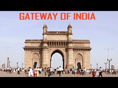 Gateway Of India - Monuments In Mumbai