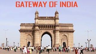 Gateway Of India - Monuments In Mumbai