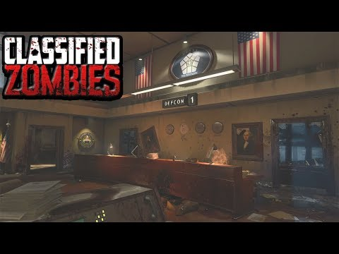 CLASSIFIED ROUND CHANGE MUSIC!! Call of Duty Black Ops 4 Zombies