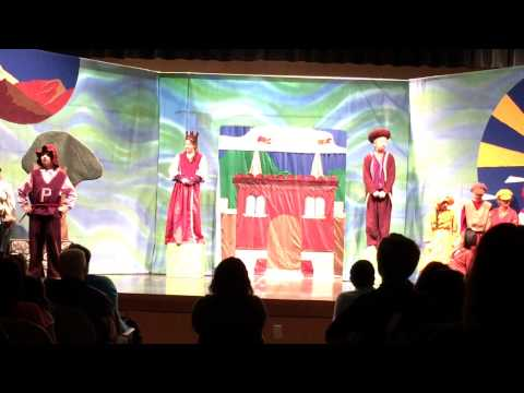 Carly - The Little Mermaid - Trailside School Play