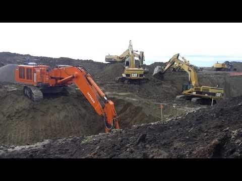 Excavators Everywhere
