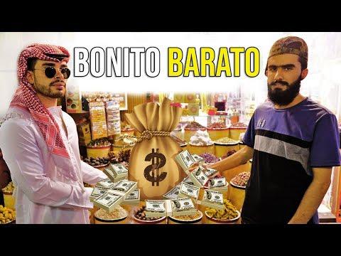 EXPLORANDO EL MERCADO ARABE DE DUBAI