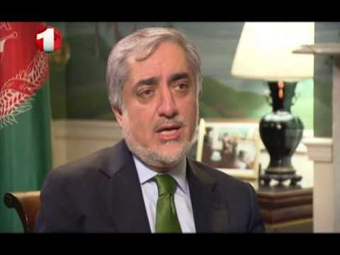 Special Interview With Dr. Abdullah Abdullah in USA Part 1