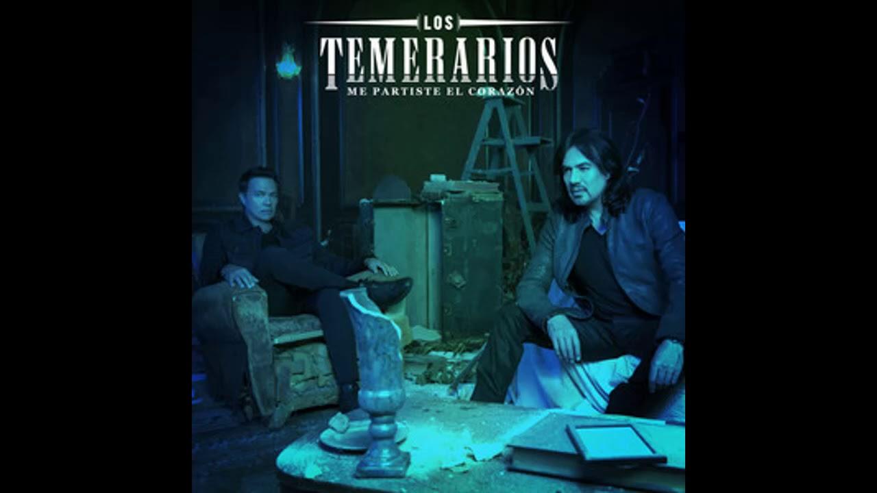 Los Temerarios - Me Partiste el Corazon 2017 | NUEVO TEMA