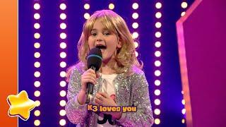 Kijk Armine zingt K3 loves you filmpje