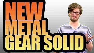 Start/Select - New Metal Gear Solid, Gears of War Judgment