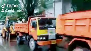 Kerala Flood Relief Vehicles, The Kerala Army