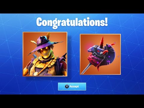 What Happens When You Get NEW HALLOWEEN SKINS!? (Fortnite Halloween Skins 2018)