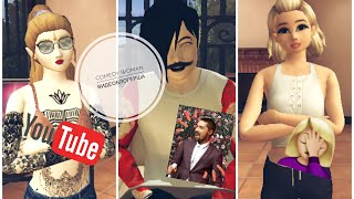 Comedy Woman - видеоблогерша | Avakin Life video |