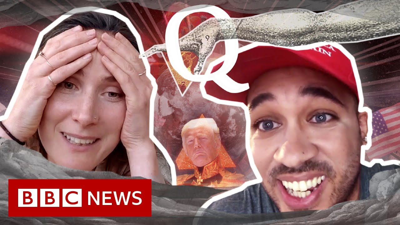 QAnon, coronavirus and the conspiracy cult - BBC News