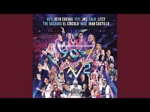No Puedo Olvidarme De Ti (En Vivo - 90's Pop Tour, Vol. 2)