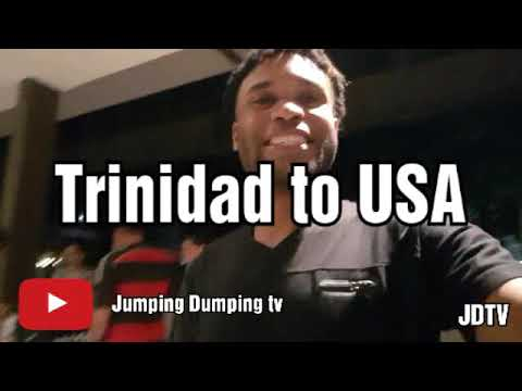 Trinidad To USA
