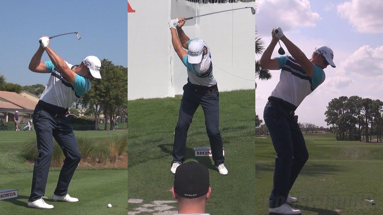 Henrik Stenson Golf Swing Footage 2014 Multiple Angles Full Speed Slow Motion 1080p Hd