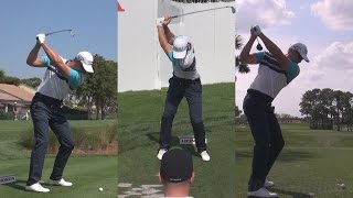HENRIK STENSON - GOLF SWING FOOTAGE 2014 MULTIPLE ANGLES FULL SPEED & SLOW MOTION 1080p HD