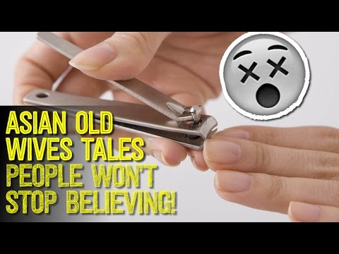 10 Asian Old Wives Tales People Won't Stop Believing