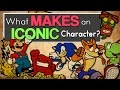 What Makes an Iconic Video Game Character?