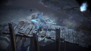 Path of Exile: Ice Whirling Blades