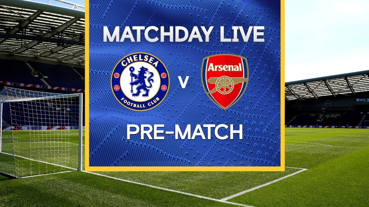 Chelsea vs. Arsenal: Premier League live stream, TV channel, how ...