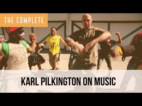 The Complete Karl Pilkington on Music (A compilation with Ricky Gervais & Steve Merchant) Doctor Yak