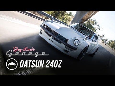 1973 Datsun 240Z - Jay Leno's Garage