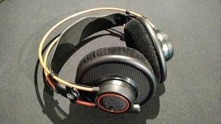 Z Review - AKG K712pro