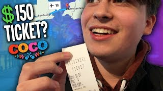 I SPENT $150 ON A CINEMA TICKET!! (to go see Pixar's Coco)