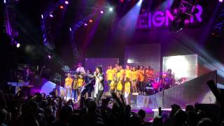 "Foreigner ""I Want To Know What Love Is"" ft. Green Mountain High School Shadows Choir"